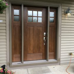 front door installation, kenosha door installation, replace doors in kenosha