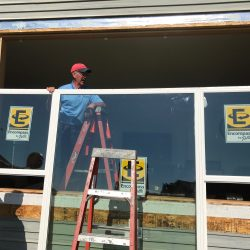 ron meyers, clearview windows and doors, kenosha window installation