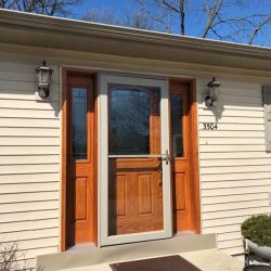 replace doors in kenosha, kenosha door replacement, front door replacement kenosha