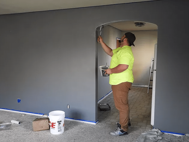 professional painter kenosha, professional painting kenosha, interior painting kenosha